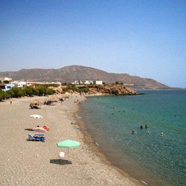 Makris Gialos beaches