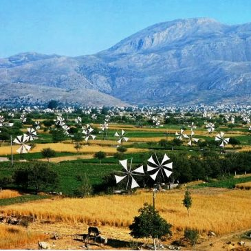 Welcome to Lasithi Plateau