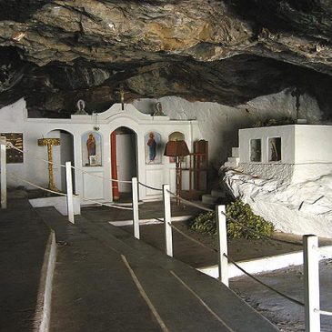 The cavern of Milatos