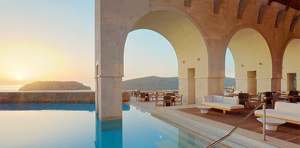 Blue Palace Resort and Spa in Crete among top European resorts